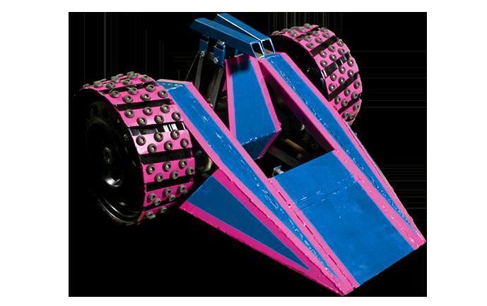 Heavy Metal Robot